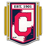 MLB Cleveland Indians 15389215 Collector Pin Jewelry Card