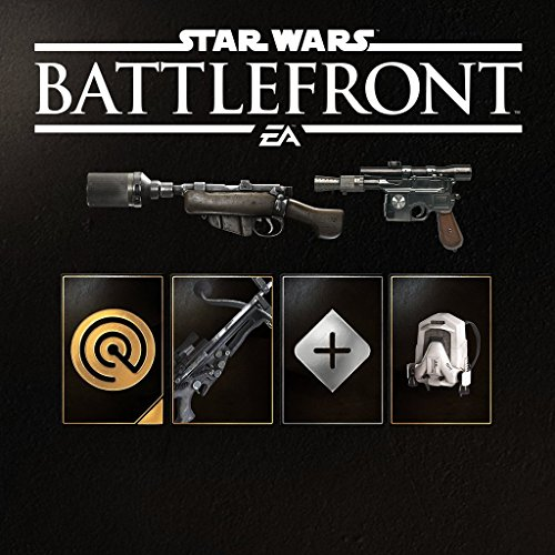 Star Wars Battlefront: Survivalist Upgrade Pack - PS4 [Digital Code]