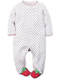 Carter's Baby Girls' Cotton Sleep & Play