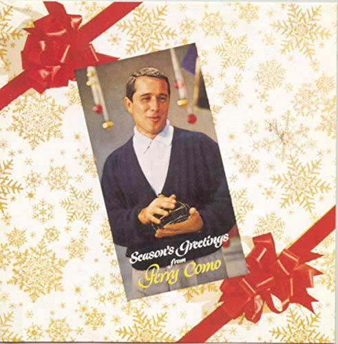 Season's Greetings (Christmas Greetings)