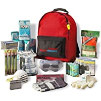 Ready America 70380 Essentials Emergency Kit 4 Person 3 Day Backpack by Ready America
