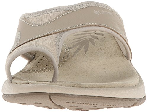Columbia Mujeres Kea Vent Sandal Fossil, Fawn