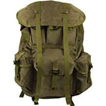Olive Drab GI Type Alice Pack (Large, With Frame)