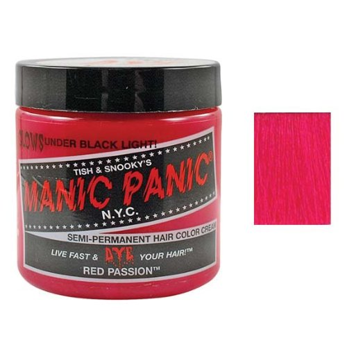 Manic Panic Haartönung RED PASSION (rot pink)