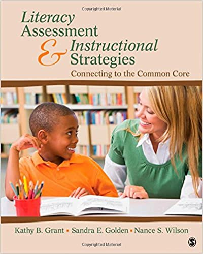 Literacy Assessment And Instructional Strategies Connecting To The