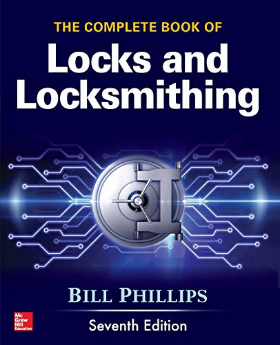 Pdf Engineering The Complete Book of Locks and Locksmithing, Seventh Edition