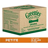 GREENIES Original Petite Natural Dog Dental Care C...