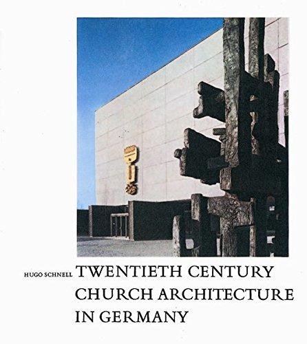 Kirchenbau 20. Jahrhundert in Deutschland, spanische Ausgabe