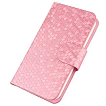 HTC Desire 816 Casing Glitz Cover Case (Pink) - Free 1 x Clear Screen Protector worth $4.99