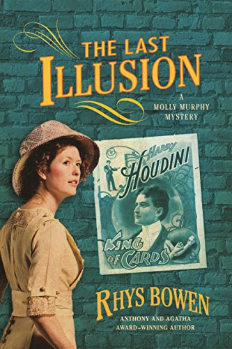 The Last Illusion: A Molly Murphy Mystery (Molly Murphy Mysteries Book 9)
