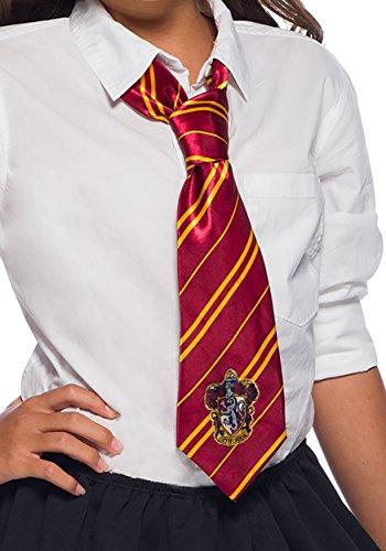 Rubie's Adult Harry Potter Neck Tie, Gryffindor
