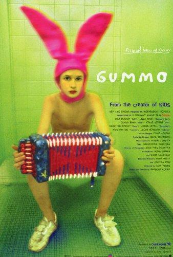 Gummo Poster Movie Japanese 27x40