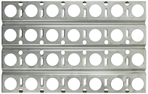 Music City Metals 92551 Stainless Steel Heat Plate Replacement for Gas Grill Model Dynasty DBQ30F (Dynasty Grill)