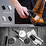 Shoe Shine Kit , Electric Shoe Polisher -USB