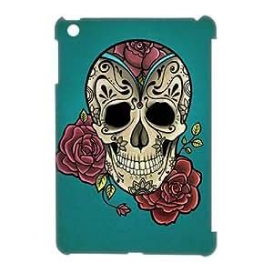 GGMMXO skull art Phone 3D Case For iPad Mini [Pattern-1]