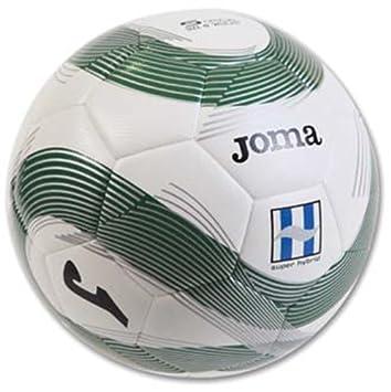 Joma - Balon Super Hybrid Verde Talla 5: Amazon.es: Deportes y ...