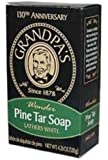 Grandpa's Soap Co. - The Original Wonder Pine Tar Soap