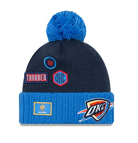 Thunder de Oklahoma punto NEW City Gorro NBA A ERA 2018 fPIqES8
