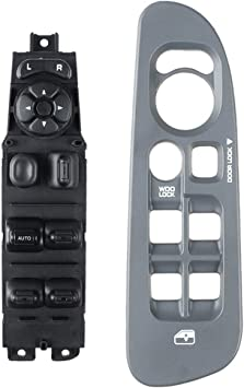 Fit for 2001-2003 Durango for 2005-2009 Sprinter 2500 3500 56049805AB Master Power Window Switch /& Bezel Driver Side Fit for 2002-2010 Dodge Ram 1500 2500 3500,Fit for 2001-2004 Dakota