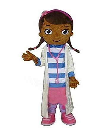 high quality costume doc mcstuffins mascot costume dottie mcstuffins costumes character doctor costumes girl mascot