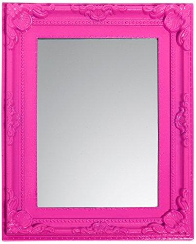 3C4G Room Mirror, Fuchsia
