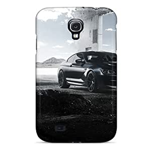 New L.M.CASE Super Strong Bmw M6 Coupe Tuning Tpu Case Cover For Galaxy S4