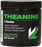 L-Theanine Powder- 50g Supports Stress Relief, Better Sleep, Thyroid Support, Anxiety Relief, Adrenal Support. Convenient powder for maximum dosage. For Sale