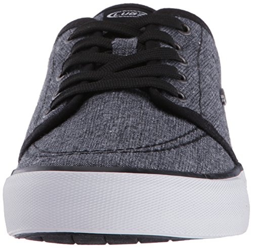 Lugz Mens Rivington Fashion Sneaker Blu / Bianco