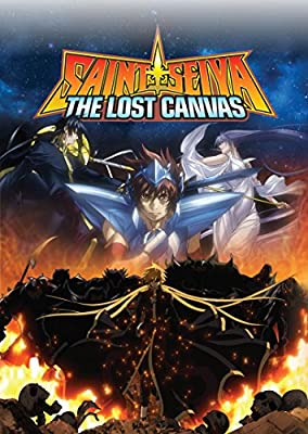 Amazon com: Saint Seiya Lost Canvas Complete Series (4DVD