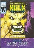 The incredible Hulk - Game Gear - PAL