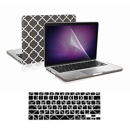 TopCase 3 in 1 - Apple Macbook Pro 15-Inch 15