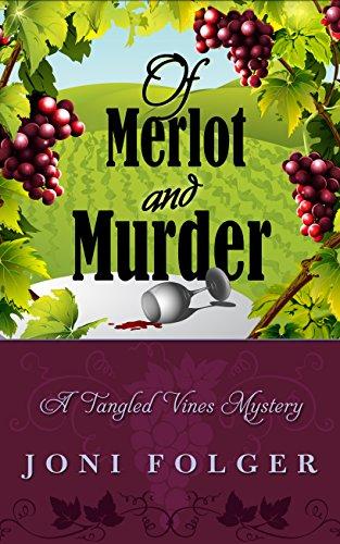 book cover of Of Merlot & Murder