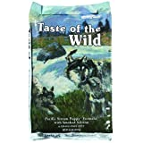 Taste of the Wild Grain-Free Pacific Stream Dry Dog Food for Puppy - 30-Pound Bag