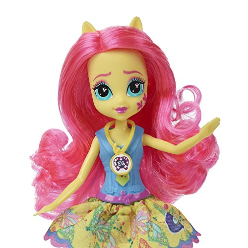 My little pony equestria girl dolls fluttershy - photo#31