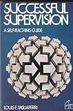 Successful Supervision, Louis E. Tagliaferri, 0471052388