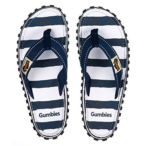 Gumbies - Islander Canvas Flip-Flops - Women