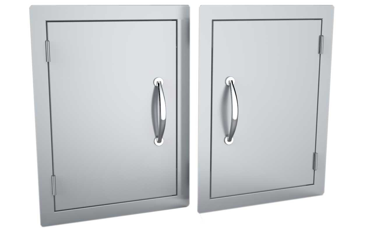 SUNSTONE DV1420 14-Inch by 20-Inch Vertical Access Door