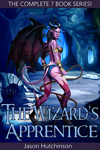 The Wizard's Apprentice: The Complete 7-Book Series