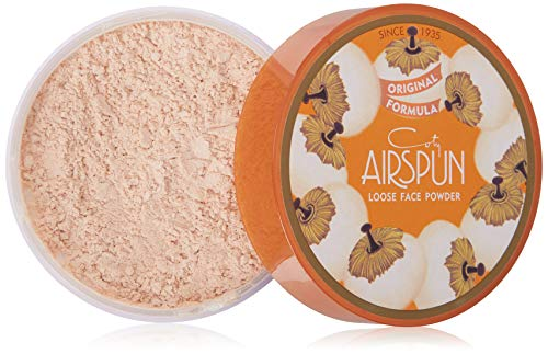 Coty Airspun Loose Powder, Translucent Extra Coverage, 070-41, 2.3 Ounce (3 Pack)