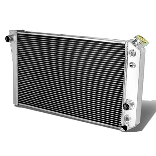 S10 Blazer V8 (Chevrolet Corvette V8 Full Aluminum 3-Row Racing Radiator)