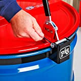 New Pig Latching Drum Lid | For 55 Gal Steel Drums