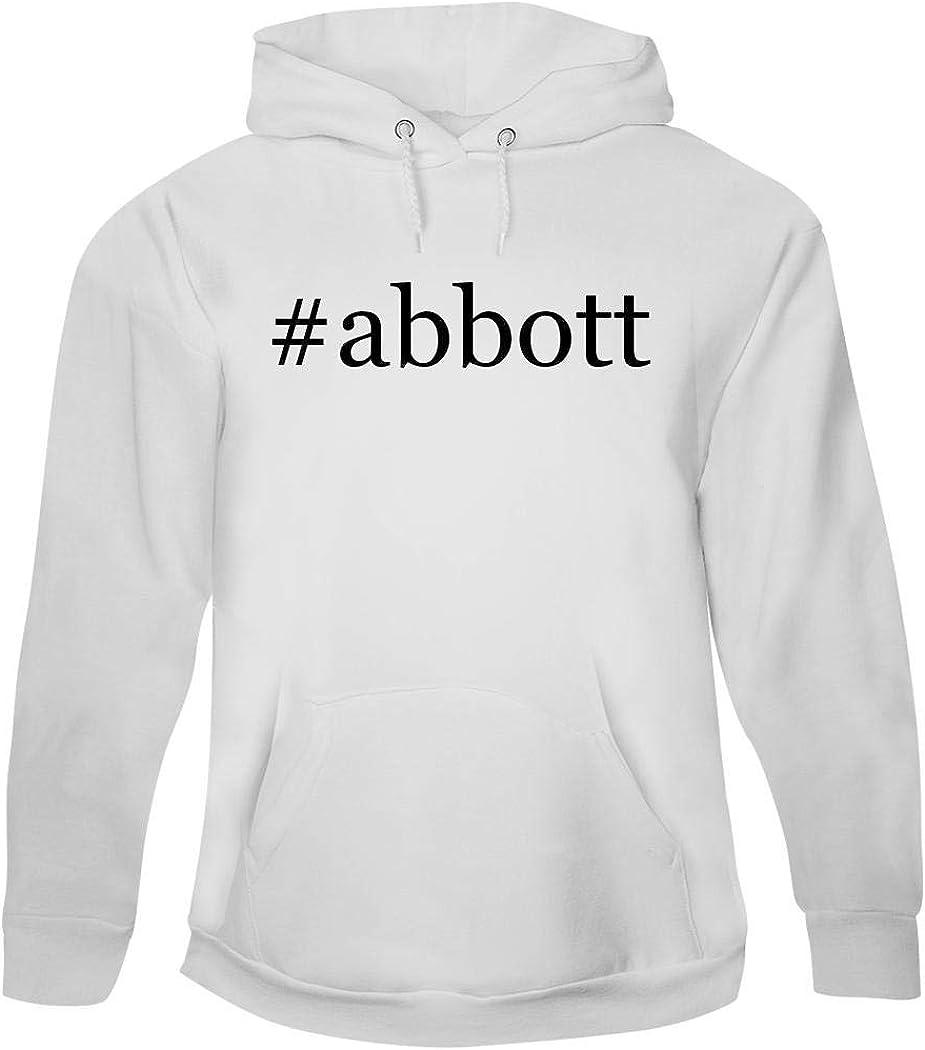 #Abbott - Men's Hashtag Pullover Hoodie Sweatshirt