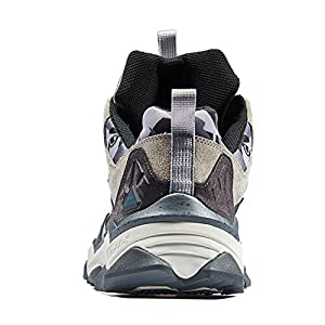 RAX Men's Lightweight Waterproof Trekking Hiking Shoes Light grey 9.5
