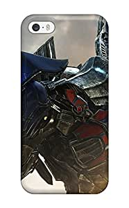 Fashion Tpu Case For Iphone 5/5s- Transformers Age Of Extinction Defender Case Cover