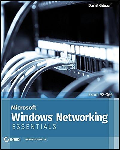 Microsoft windows networking essentials 1 darril gibson ebook microsoft windows networking essentials 1 darril gibson ebook amazon fandeluxe Image collections