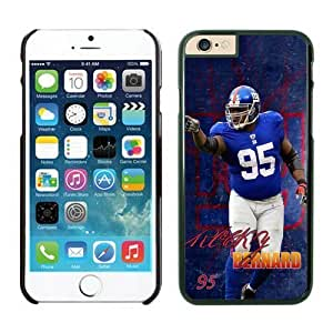 York Giants Rocky Bernard Case Cover For Ipod Touch 5 Black NFL Case Cover For Ipod Touch 5 14115