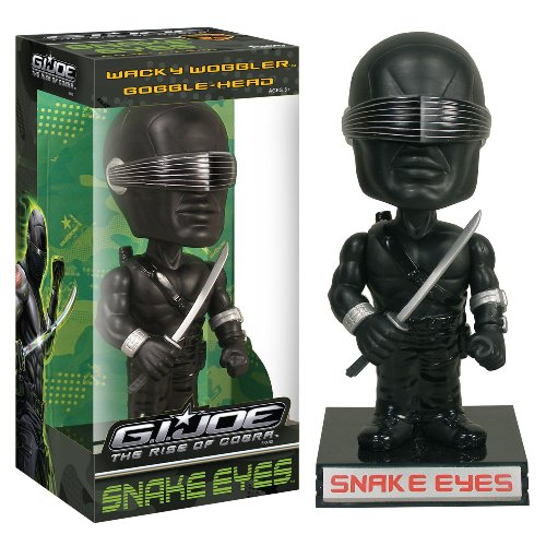 Snake Eyes Bobble Head - 2