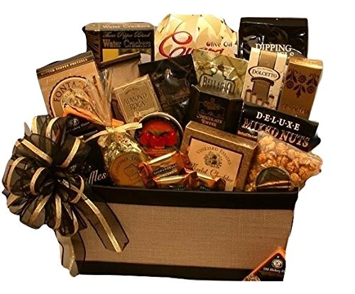 The Corporate Executive Gourmet Gift Basket by The Gift Basket Gallery