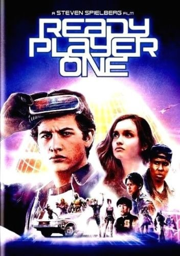 Ready Player One (DVD,2018) Action, Adventure by Amb. Entertainmnt
