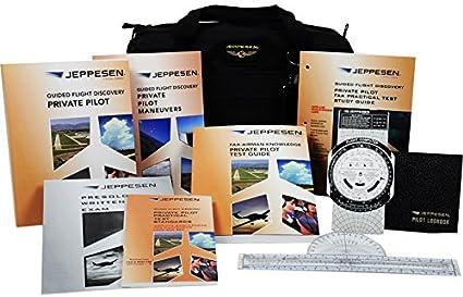 2019 BRAND NEW Jeppesen Part 61 Instrument Pilot Kit